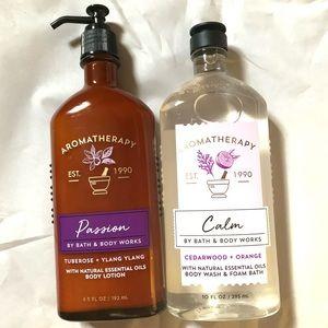 Aromatherapy Passion & Calm